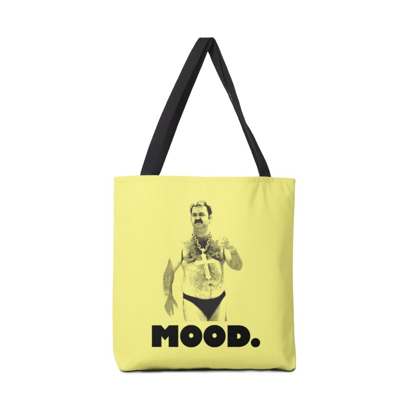 BIG MOOD. Accessories Bag by FWMJ's Shop