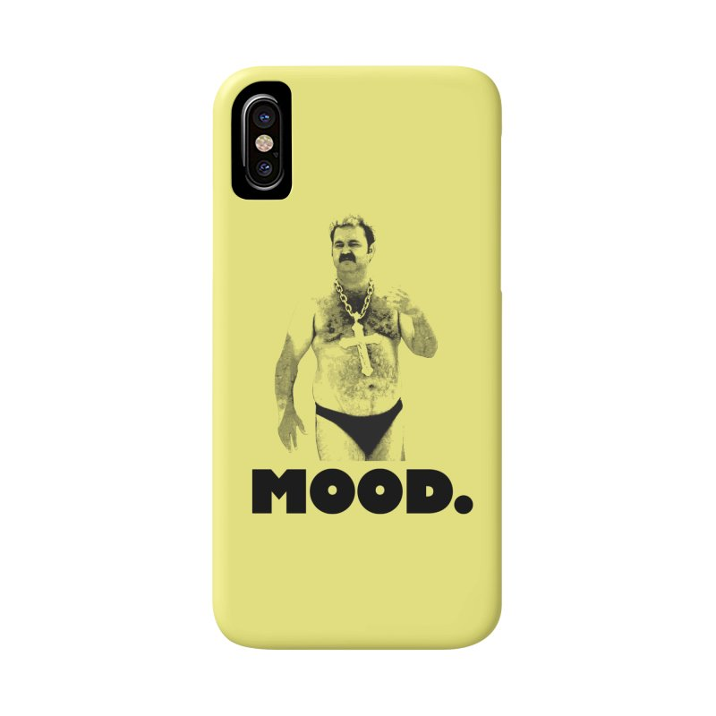 BIG MOOD. Accessories Phone Case by FWMJ's Shop