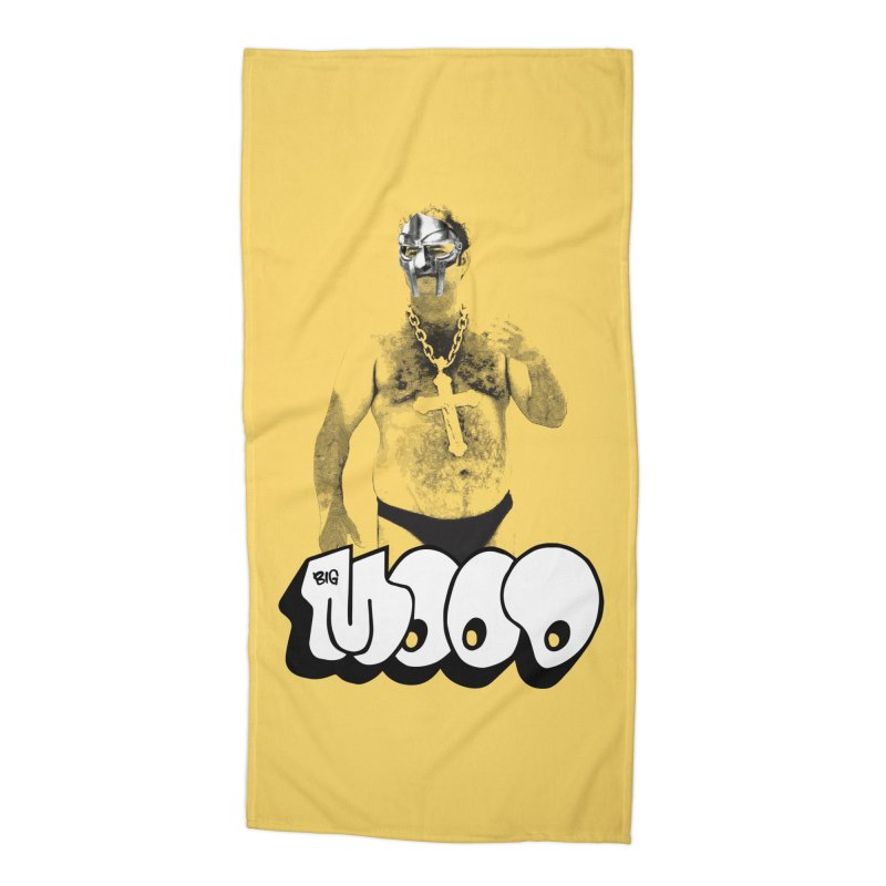 BIG MOOD. (DOOM) Accessories Beach Towel by FWMJ's Shop