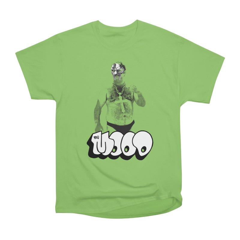 BIG MOOD. (DOOM) Women's Heavyweight Unisex T-Shirt by FWMJ's Shop