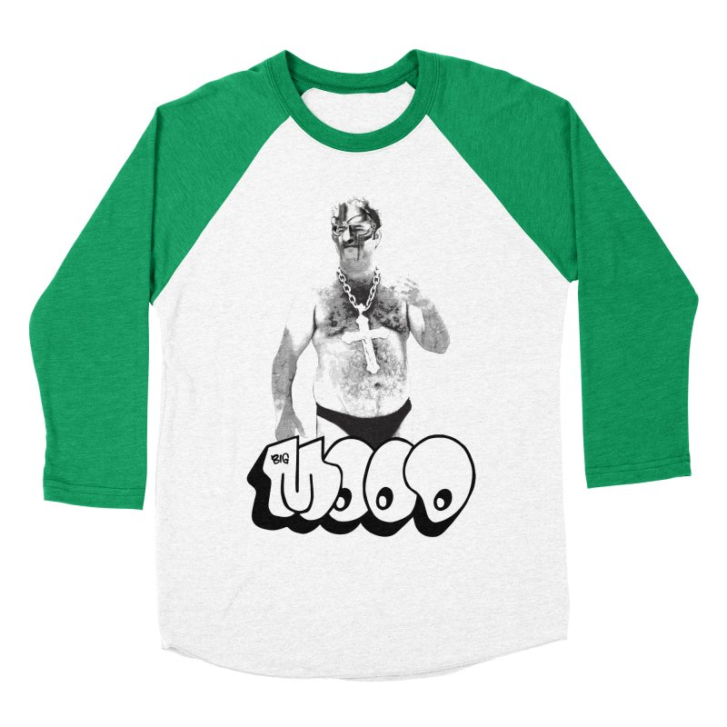 BIG MOOD. (DOOM) Women's Baseball Triblend T-Shirt by FWMJ's Shop