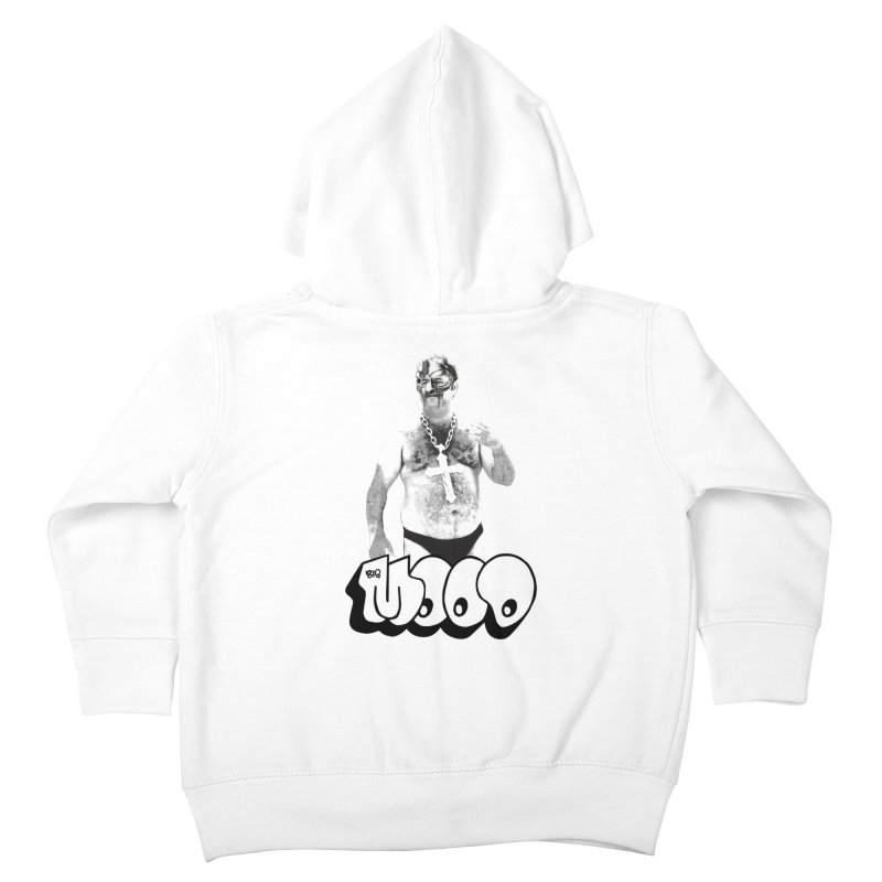 BIG MOOD. (DOOM) Kids Toddler Zip-Up Hoody by FWMJ's Shop
