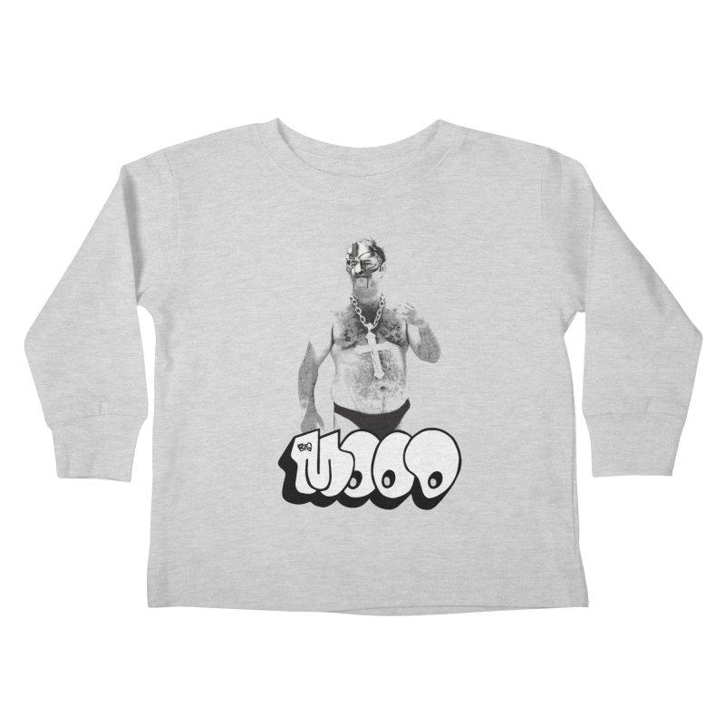 BIG MOOD. (DOOM) Kids Toddler Longsleeve T-Shirt by FWMJ's Shop