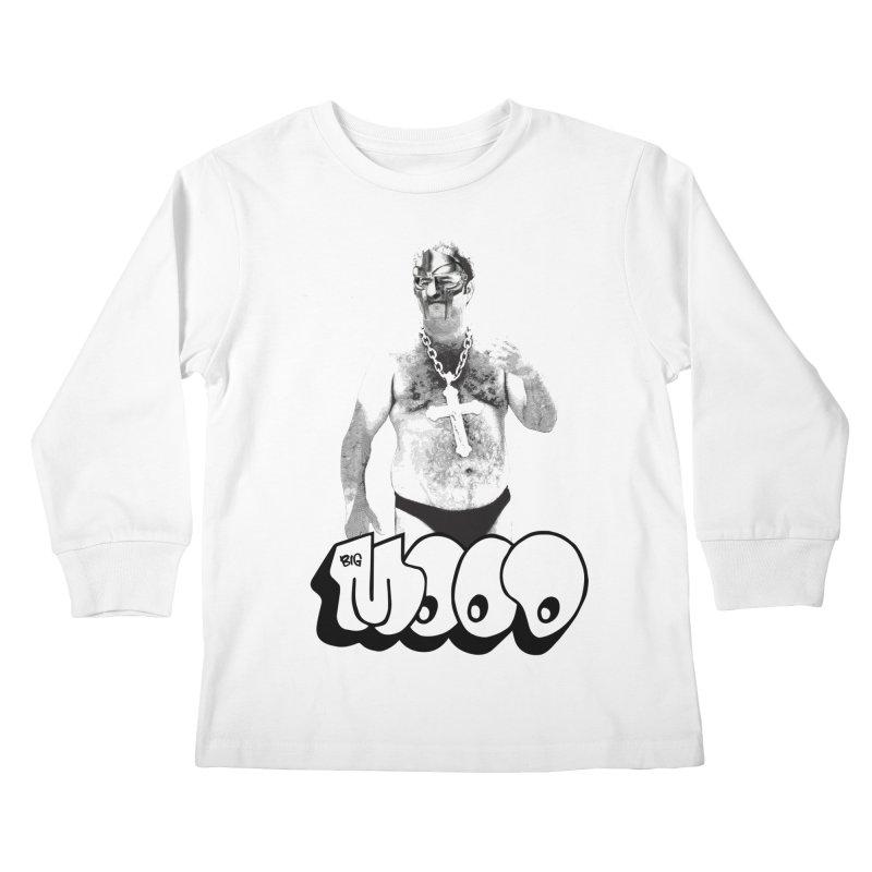 BIG MOOD. (DOOM) Kids Longsleeve T-Shirt by FWMJ's Shop
