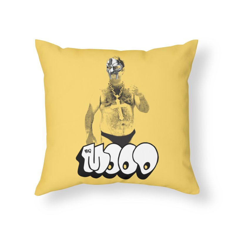 BIG MOOD. (DOOM) Home Throw Pillow by FWMJ's Shop