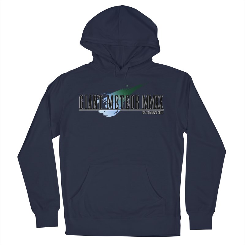 Giant Meteor MMXX Men's Pullover Hoody by FWMJ's Shop