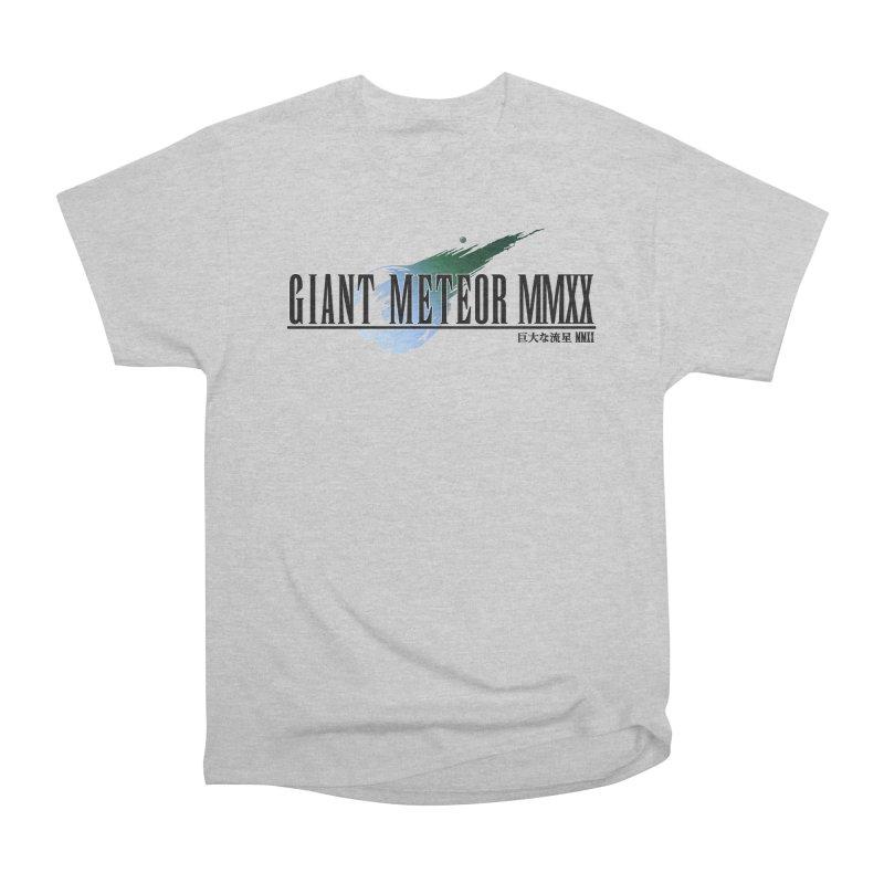 Giant Meteor MMXX Men's Classic T-Shirt by FWMJ's Shop
