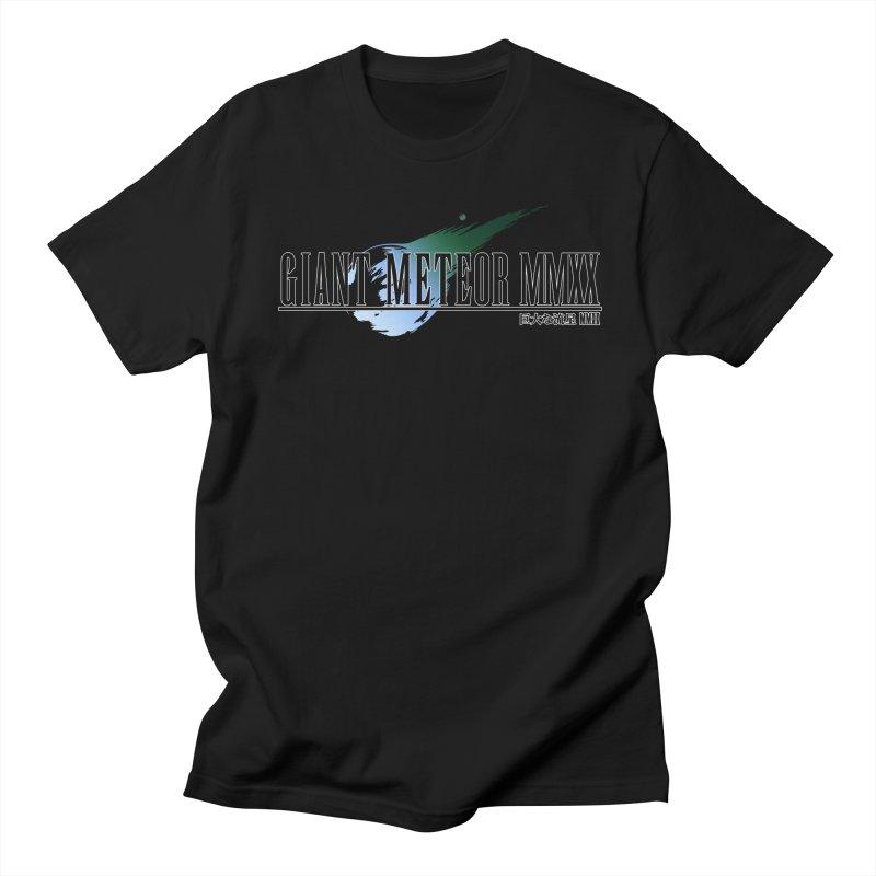 Giant Meteor MMXX Women's Unisex T-Shirt by FWMJ's Shop