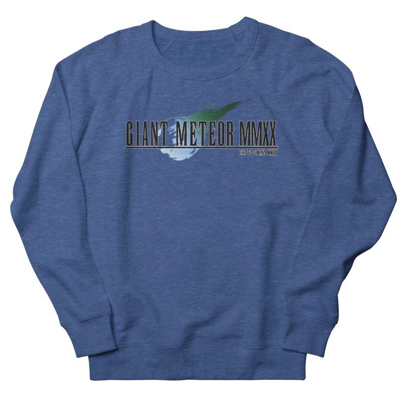Giant Meteor MMXX Women's French Terry Sweatshirt by FWMJ's Shop