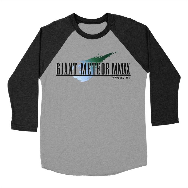 Giant Meteor MMXX Women's Baseball Triblend T-Shirt by FWMJ's Shop