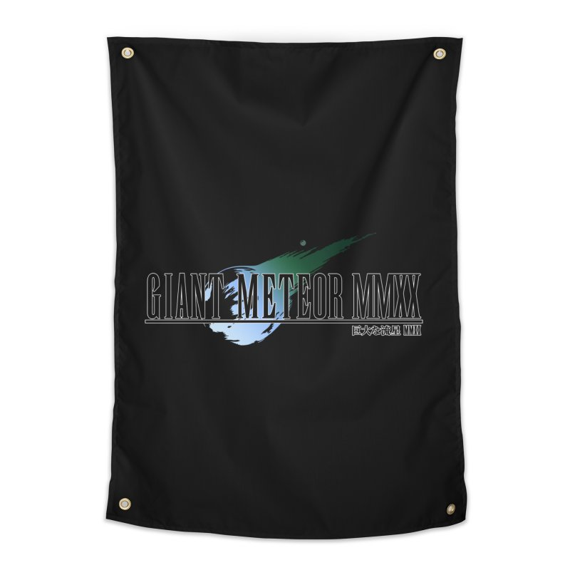 Giant Meteor MMXX Home Tapestry by FWMJ's Shop