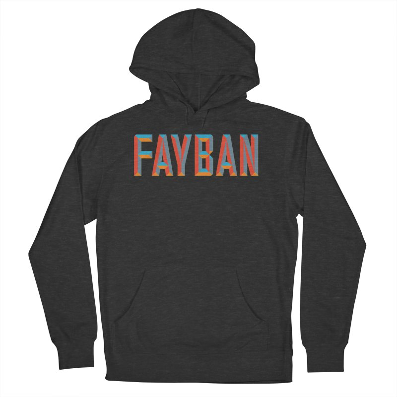 FAYBAN Women's French Terry Pullover Hoody by FWMJ's Shop