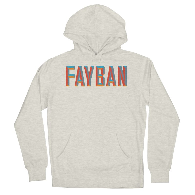 FAYBAN Men's Pullover Hoody by FWMJ's Shop