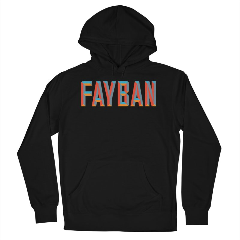 FAYBAN Men's Pullover Hoody by FWMJ's Shop