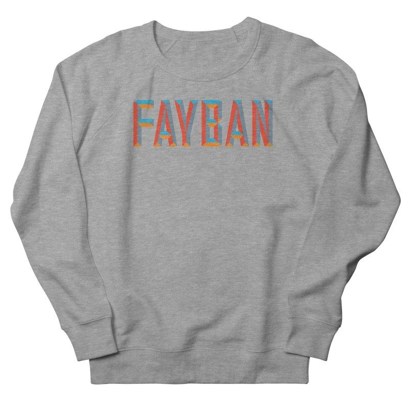 FAYBAN Men's French Terry Sweatshirt by FWMJ's Shop