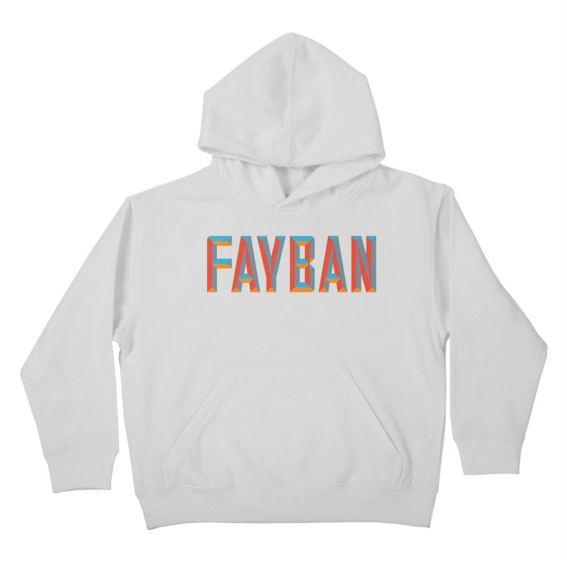 FAYBAN Kids Pullover Hoody by FWMJ's Shop