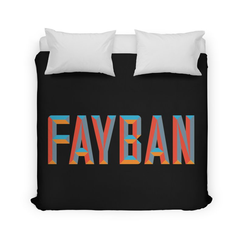 FAYBAN Home Duvet by FWMJ's Shop