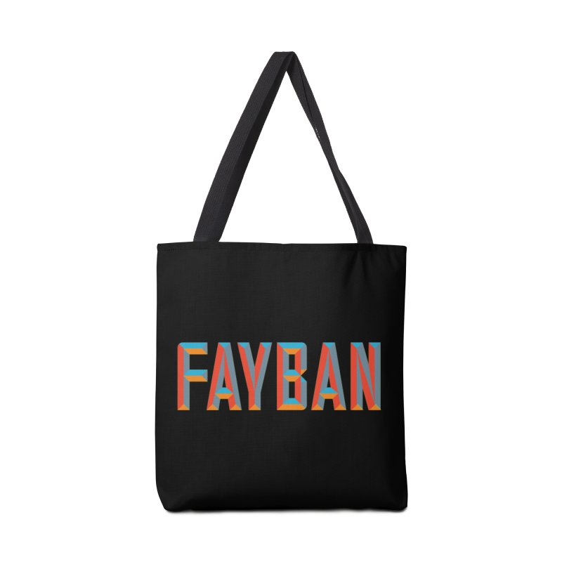 FAYBAN Accessories Bag by FWMJ's Shop