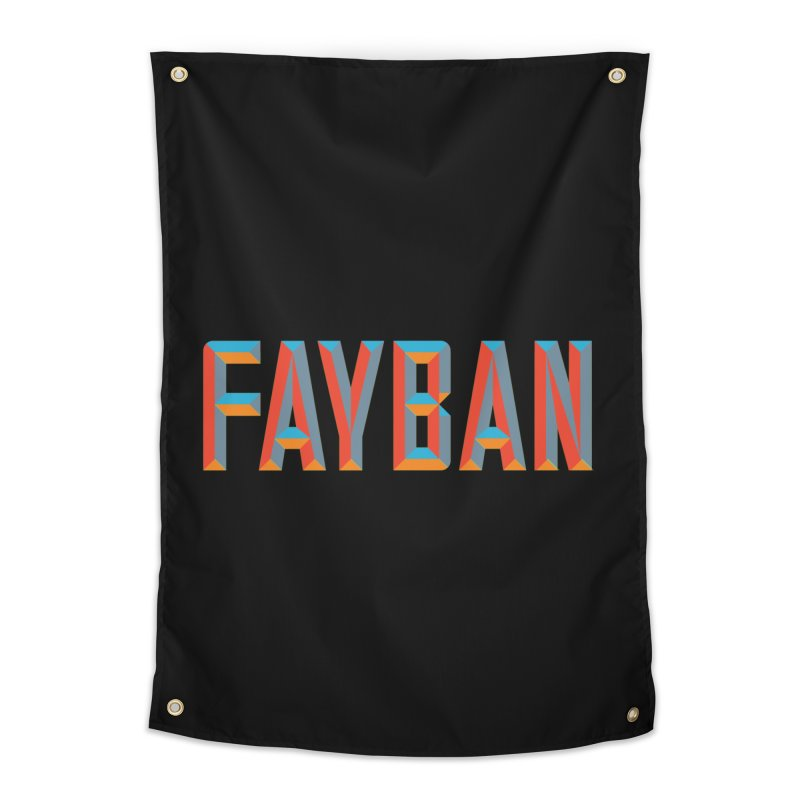 FAYBAN Home Tapestry by FWMJ's Shop