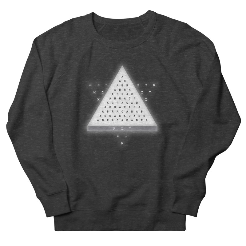 Black Magic in Men's Sweatshirt Smoke by FWMJ's Shop