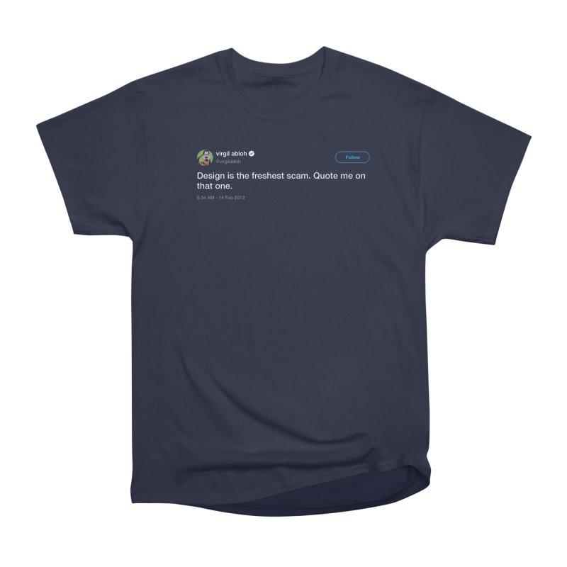 Troll God Men's Heavyweight T-Shirt by FWMJ's Shop