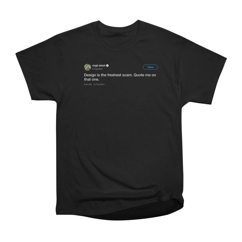 Troll God Men's Classic T-Shirt by FWMJ's Shop