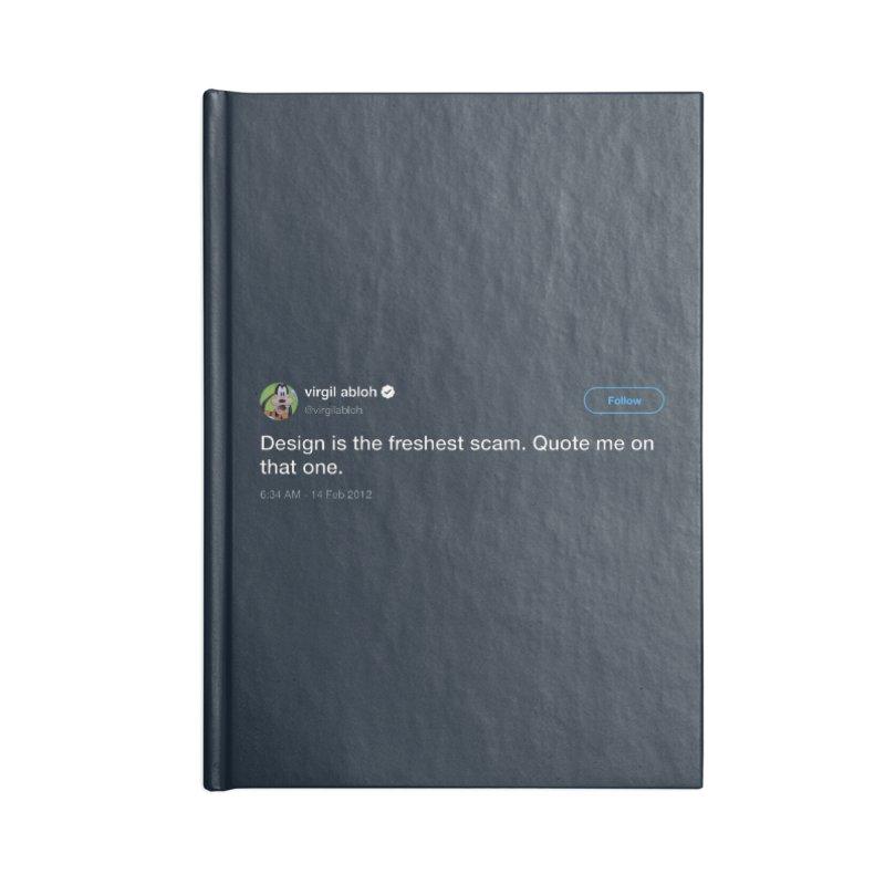 Troll God Accessories Notebook by FWMJ's Shop