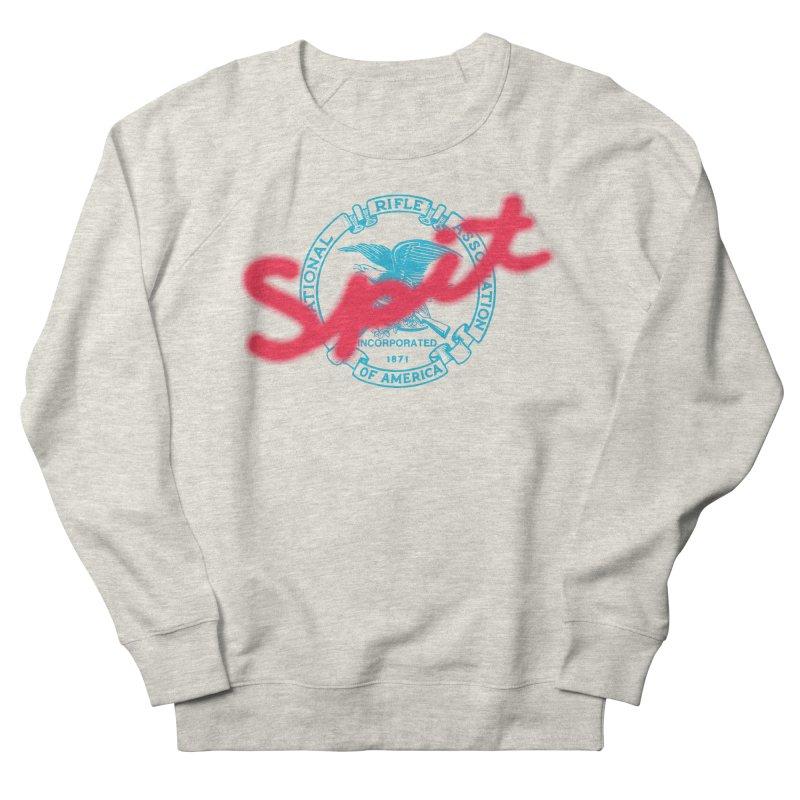 NRA Spit Men's Sweatshirt by FWMJ's Shop