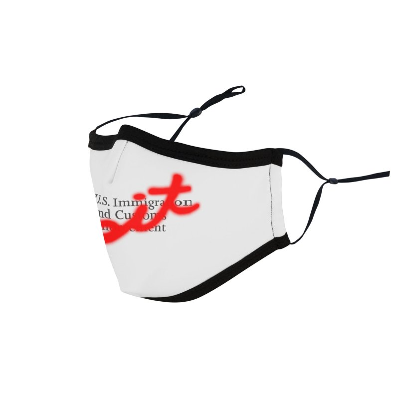 ICE Spit Accessories Face Mask by FWMJ's Shop