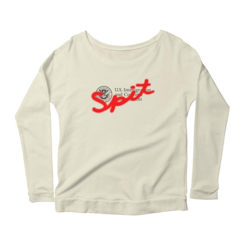 ICE Spit Women's Longsleeve Scoopneck  by FWMJ's Shop