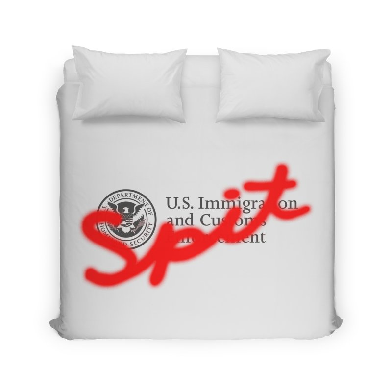 ICE Spit Home Duvet by FWMJ's Shop