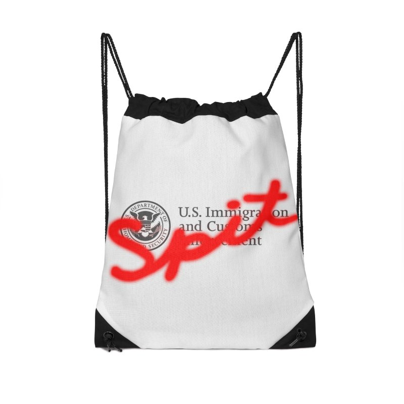 ICE Spit Accessories Drawstring Bag Bag by FWMJ's Shop