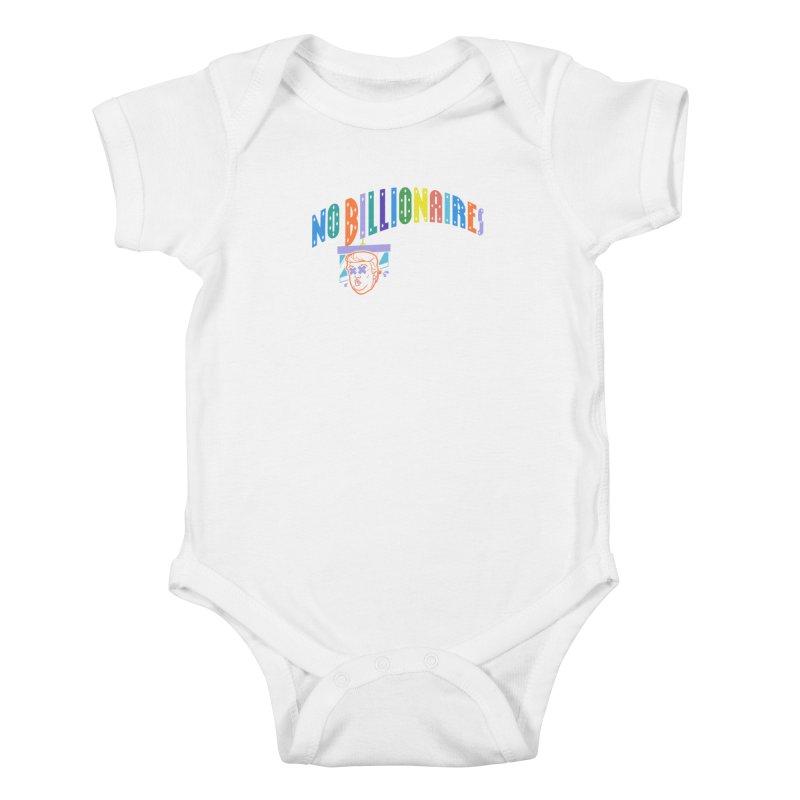 No Billionaires. Kids Baby Bodysuit by FWMJ's Shop