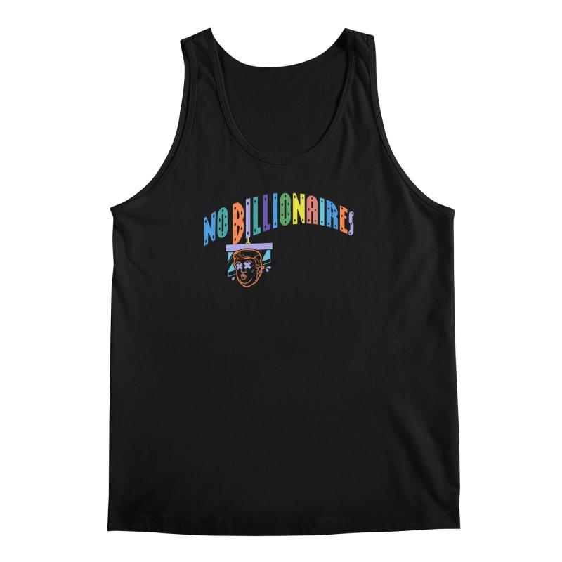 No Billionaires. Men's Regular Tank by FWMJ's Shop