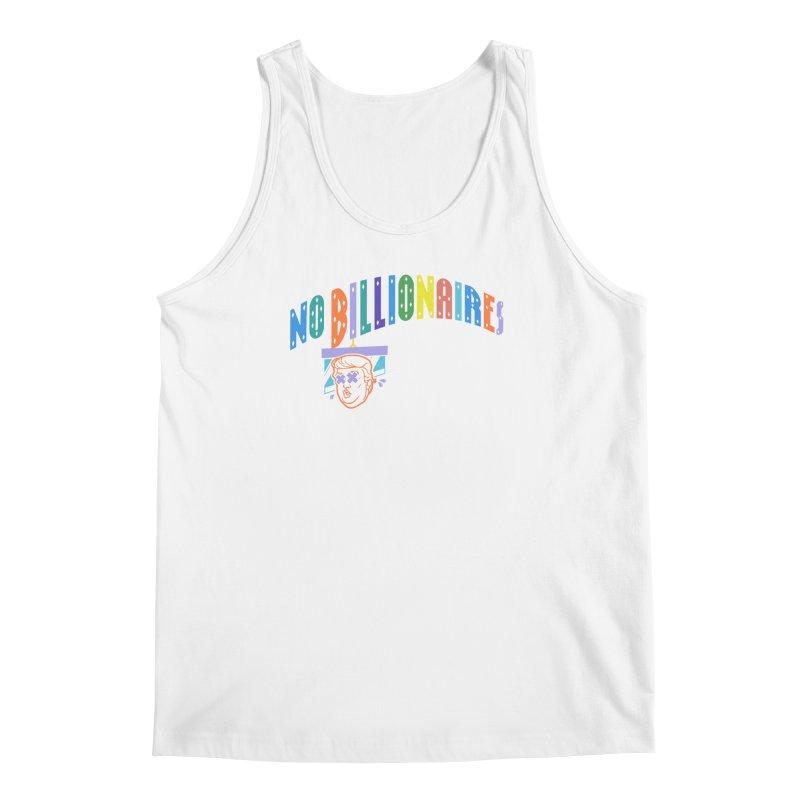 No Billionaires. Men's Tank by FWMJ's Shop