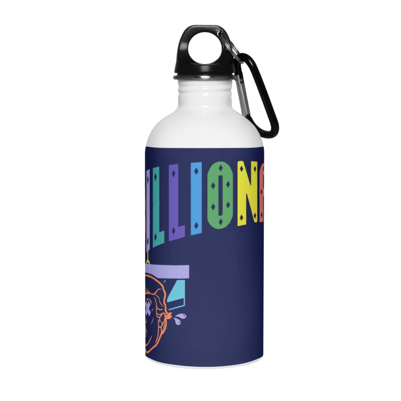 No Billionaires. Accessories Water Bottle by FWMJ's Shop