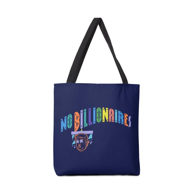 No Billionaires. Accessories Bag by FWMJ's Shop