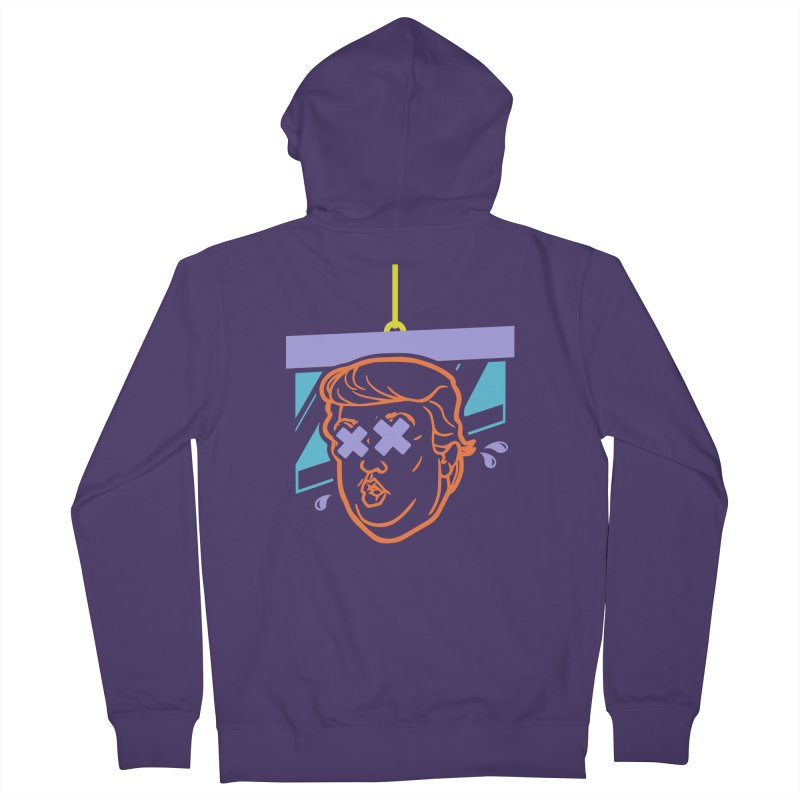 No Billionaires (Big Face) Women's French Terry Zip-Up Hoody by FWMJ's Shop