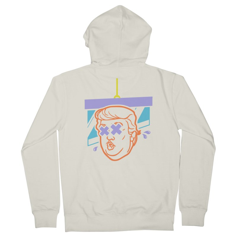 No Billionaires (Big Face) Men's Zip-Up Hoody by FWMJ's Shop