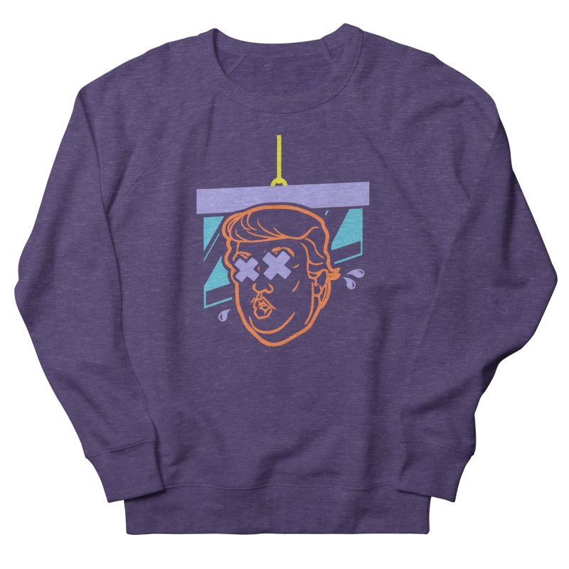 No Billionaires (Big Face) Men's French Terry Sweatshirt by FWMJ's Shop