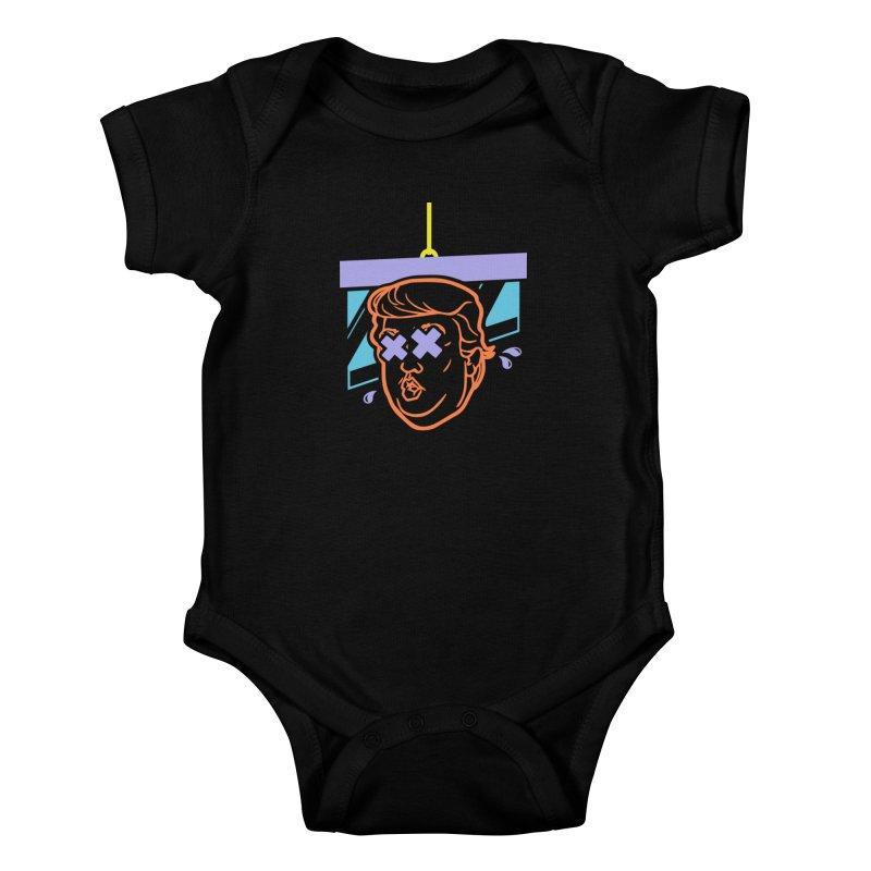 No Billionaires (Big Face) Kids Baby Bodysuit by FWMJ's Shop