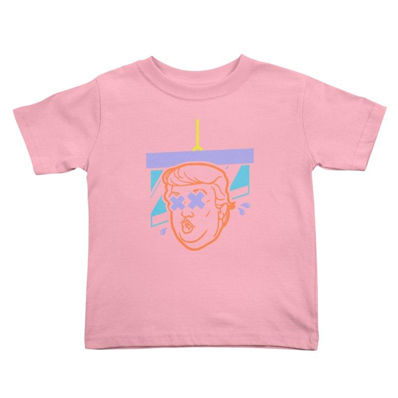 No Billionaires (Big Face) Kids Toddler T-Shirt by FWMJ's Shop