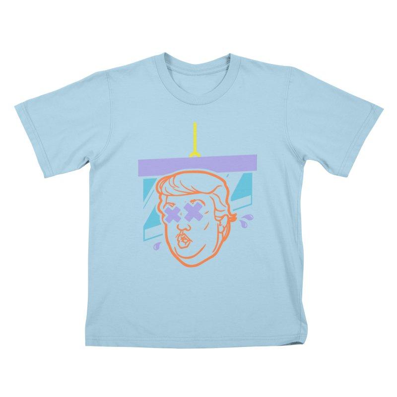 No Billionaires (Big Face) Kids T-Shirt by FWMJ's Shop