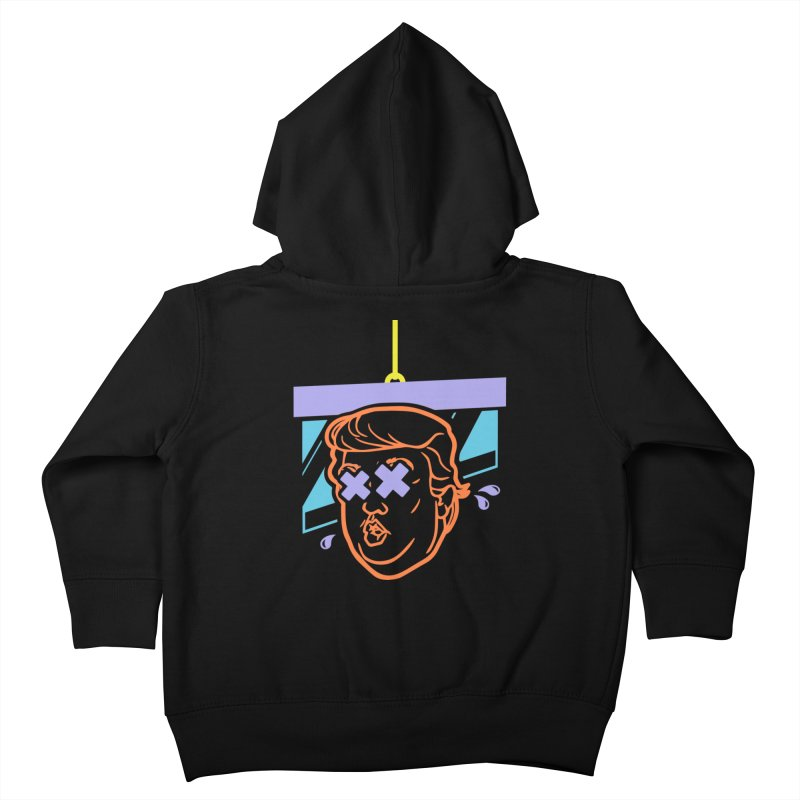 No Billionaires (Big Face) Kids Toddler Zip-Up Hoody by FWMJ's Shop