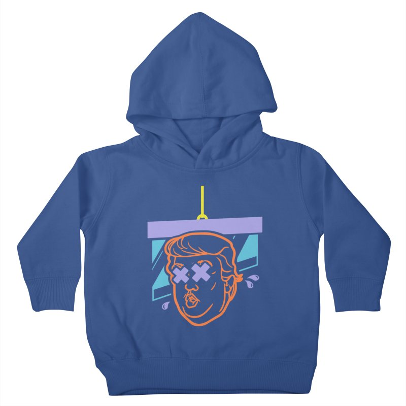 No Billionaires (Big Face) Kids Toddler Pullover Hoody by FWMJ's Shop
