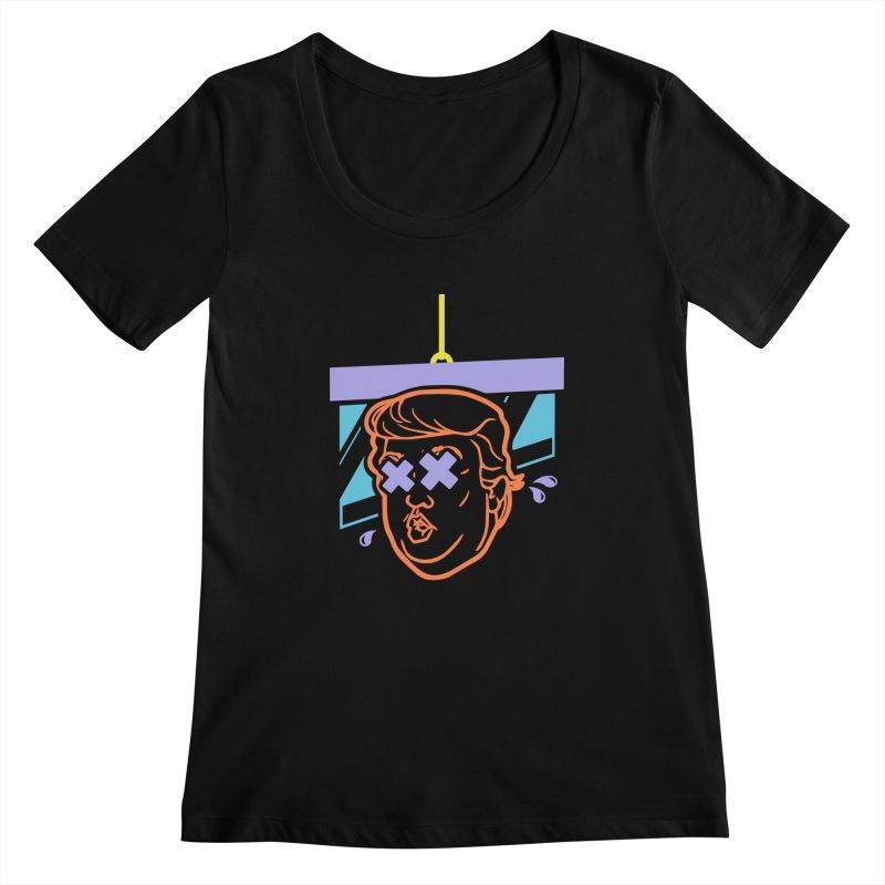 No Billionaires (Big Face) Women's Regular Scoop Neck by FWMJ's Shop