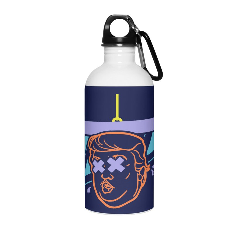 No Billionaires (Big Face) Accessories Water Bottle by FWMJ's Shop