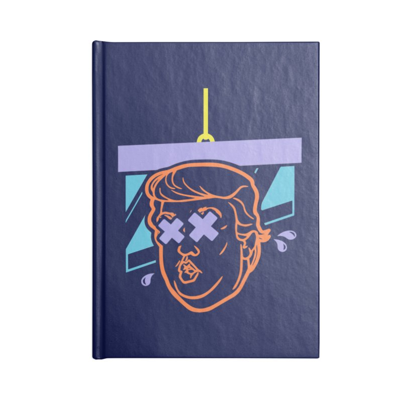 No Billionaires (Big Face) Accessories Notebook by FWMJ's Shop
