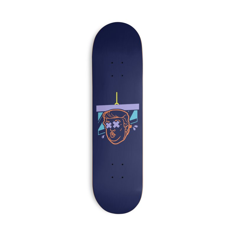 No Billionaires (Big Face) Accessories Deck Only Skateboard by FWMJ's Shop