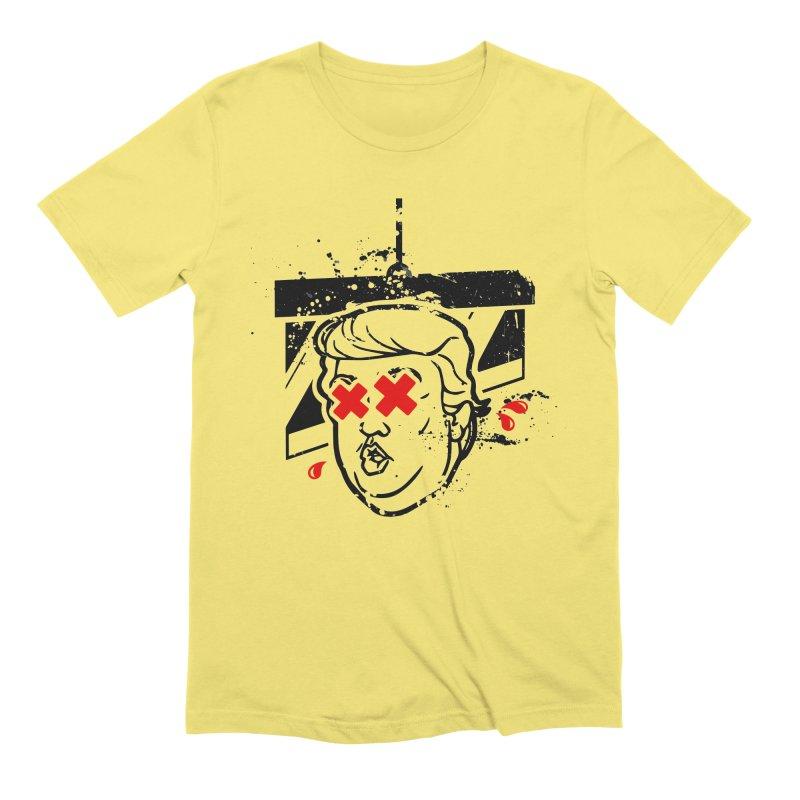 No Billionaires (Big Face Too) Men's T-Shirt by FWMJ's Shop